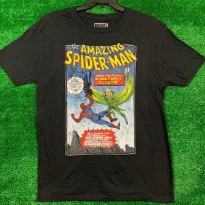 Spiderman Vulture Comic Book Tee size L